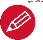 spar office Logo