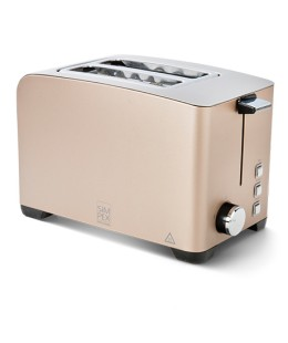 SIMPEX Professional Toaster gold