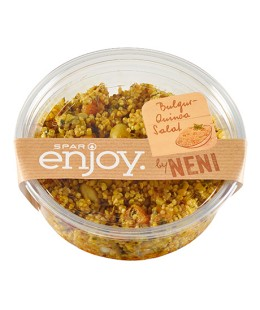 SPAR enjoy by NENI Bulgur Quinoa Salat