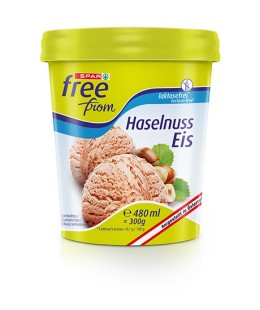 SPAR free from Haselnuss Eis