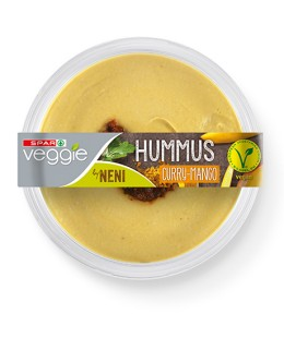 SPAR Veggie by NENI Hummus Curry Mango