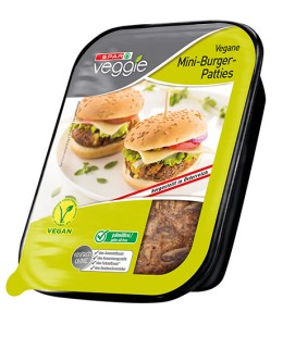 SPAR Veggie Mini Burger Patties