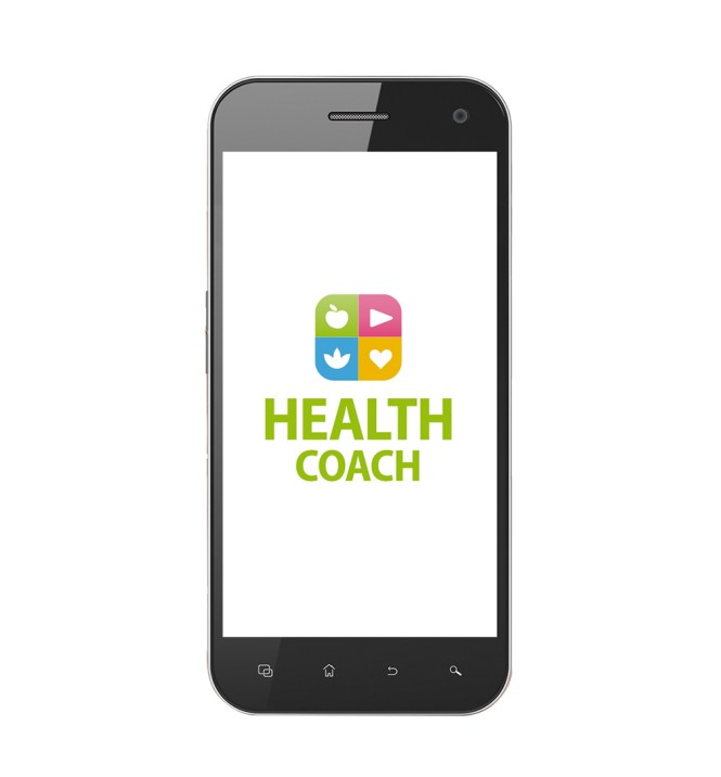 SPAR Health Coach App Home