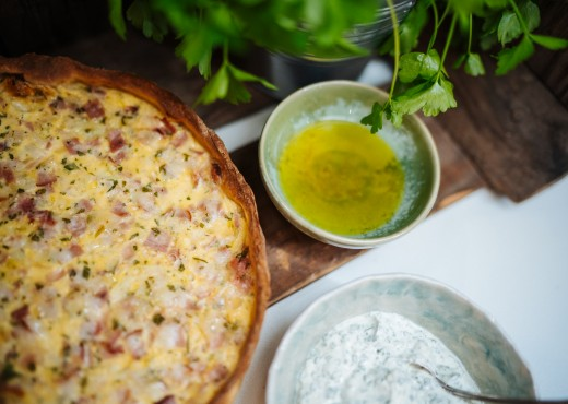 Quiche How To