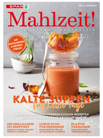 Mahlzeit Cover Sommer 2019