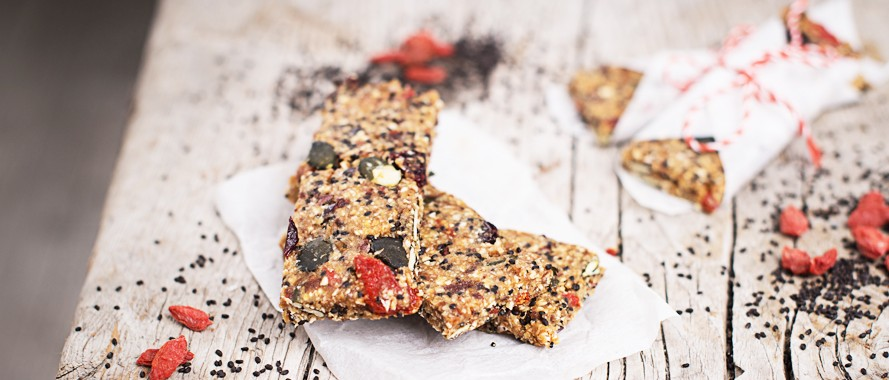 Raw Superfood Bars