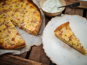 HOW TO Quiche Lorraine