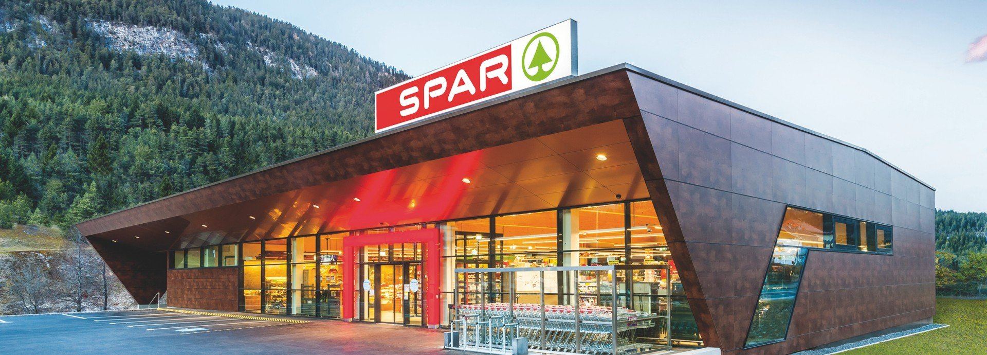 SPAR-Supermarkt Bad Bleiberg