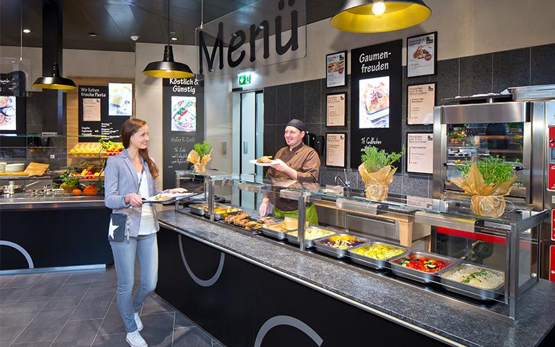 Interspar Restaurant Villach 9500 Ringmauergasse 9