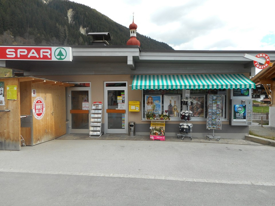 SPAR Gries im Sellrain