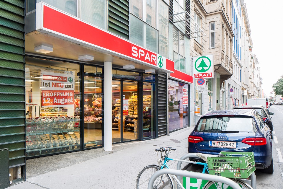 Spar Wien 1070 Schottenfeldgasse 66