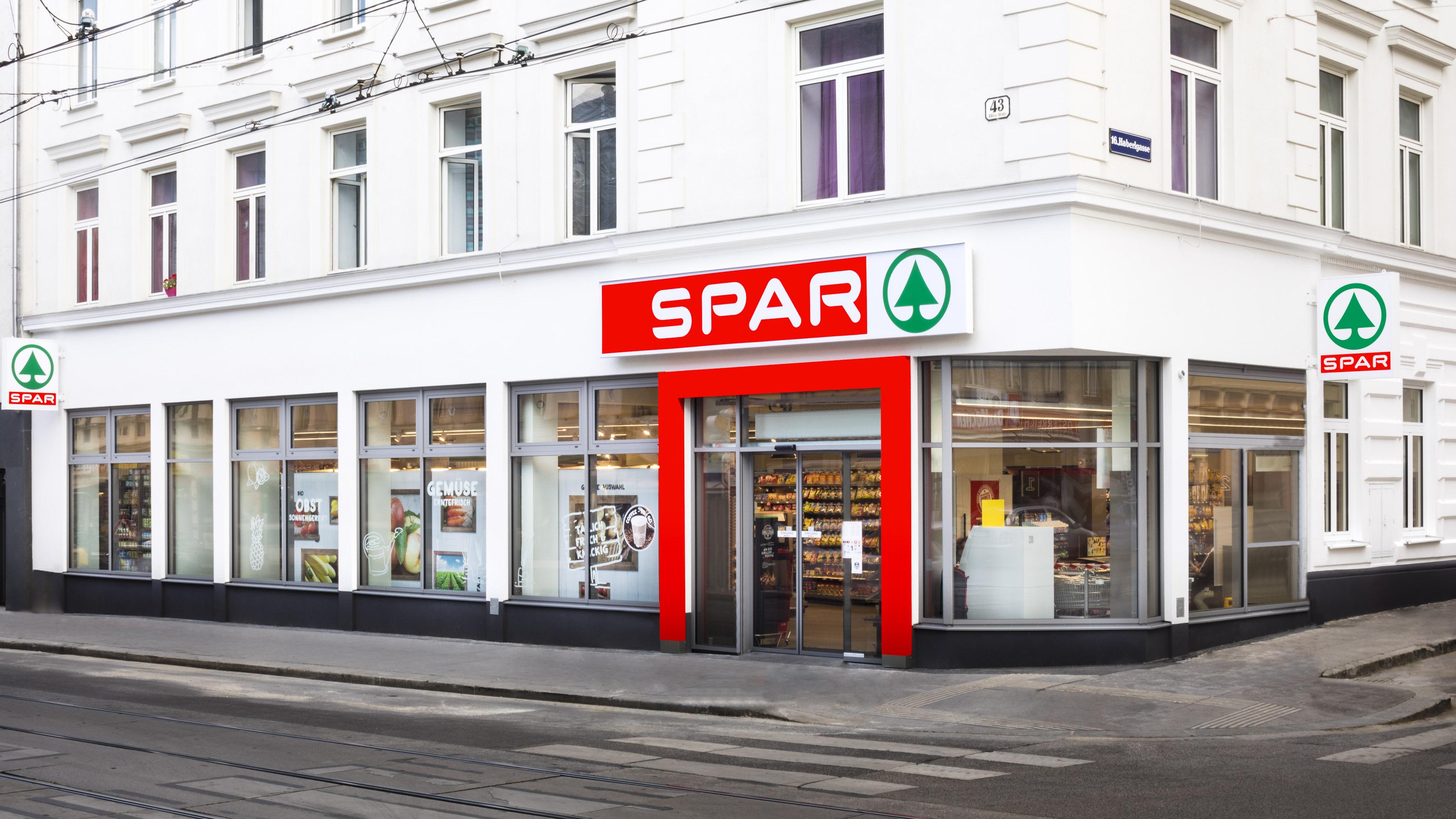 SPAR Wien,Ottakring - 1160 - Brunnengasse 57