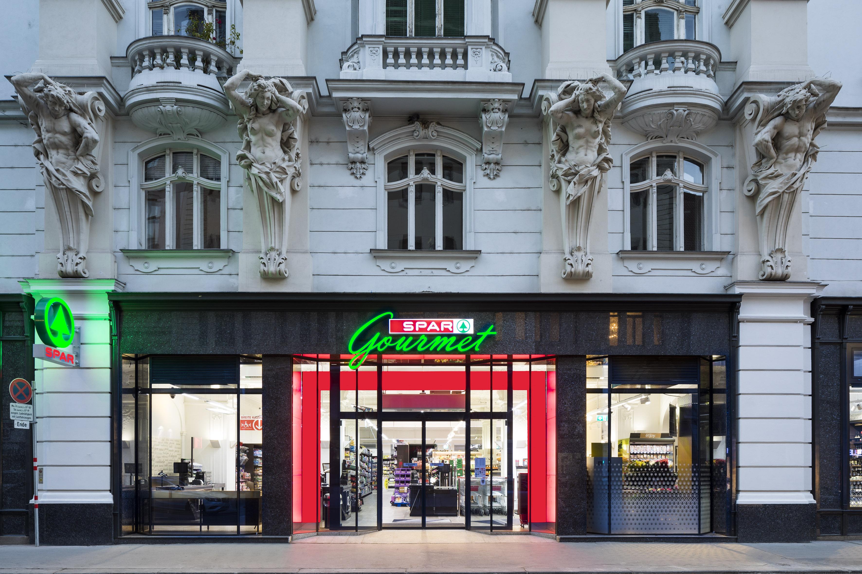 Spar Gourmet Wien 1090 Liechtensteinstraße 22