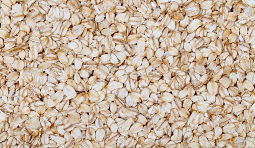 Lots of rolled oats. Can be used as a background (high resolution - 50Mpx).