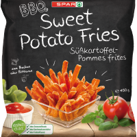 SPAR BBQ Sweet Potato Fries