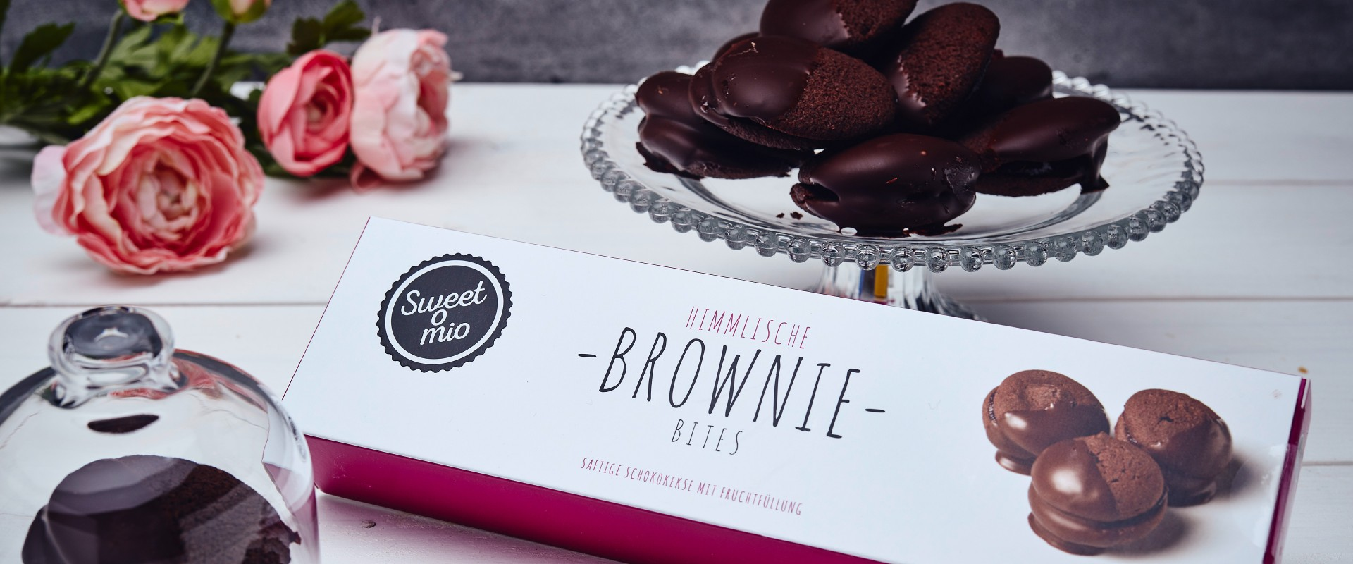Sweet-o-mio Brownie Bites