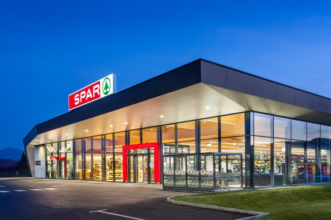 SPAR Filiale Grafenstein