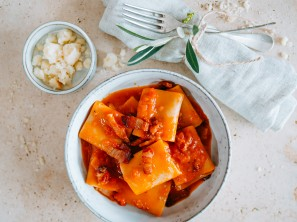 SPAR Mahlzeit Pasta all'Amatriciana