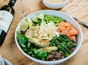 SPAR Mahlzeit Quinoa-Power-Bowl
