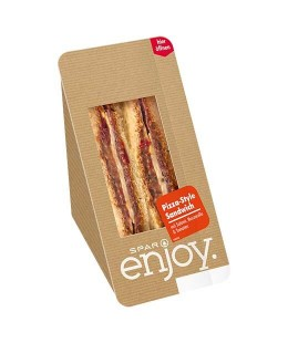 SPAR enjoy Pizza-Style Sandwich